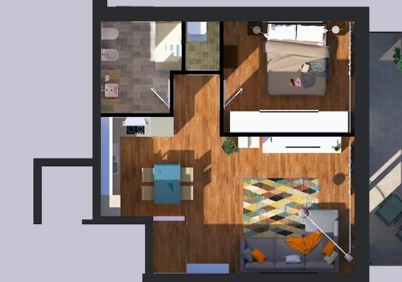 app wohnung planen screenshots kleine wohnung gestalten kleine wohnung einrichten ideen. Black Bedroom Furniture Sets. Home Design Ideas